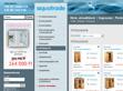aquatrade.hu Fürdőszobai berendezések: kád, zuhany, bútor