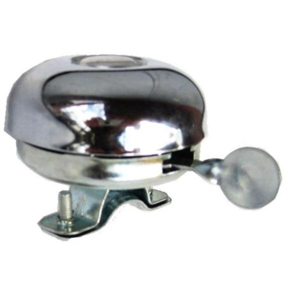 Cseng.hagyományos crom d57mm