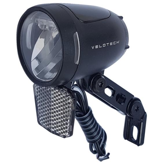 E Lámpa Velotech dinamós 90LUX