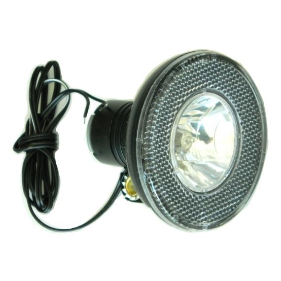 E lámpa dinamós Halogén 10LUX