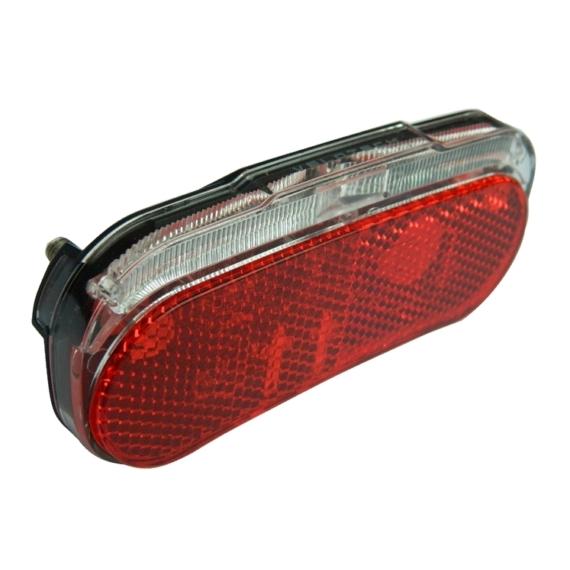H Lámpa dinamós csomagtartóra