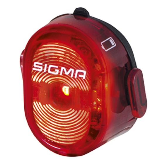 Lámpa SIGMA NUGGET II FLASH hátsó - 15051