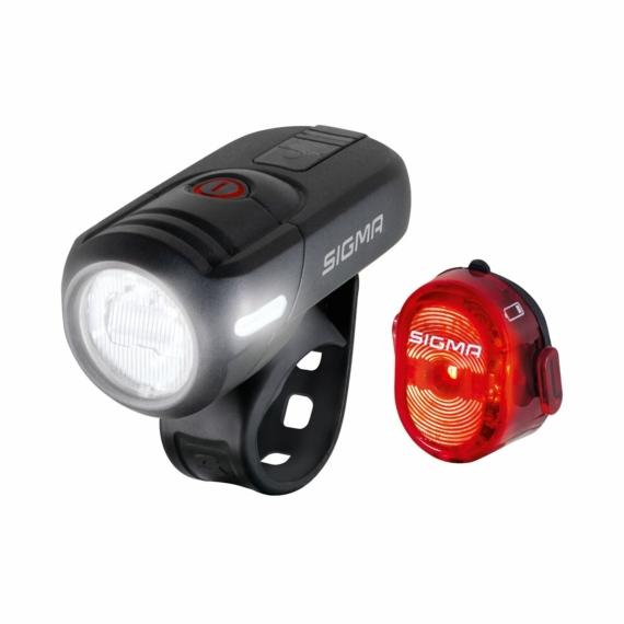 Lámpa SIGMA AURA 45 USB + Nugget II szett - 17460