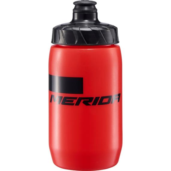 Kulacs MERIDA STRIPE piros 500 ml - 3756