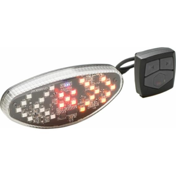 Lámpa BIKEFUN TURN hátsó irányjelzővel - JY-1305