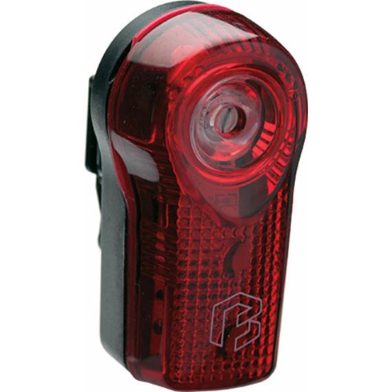 Lámpa BIKEFUN PULSAR hátsó 3 piros LED, 2 funkció - JY-173A