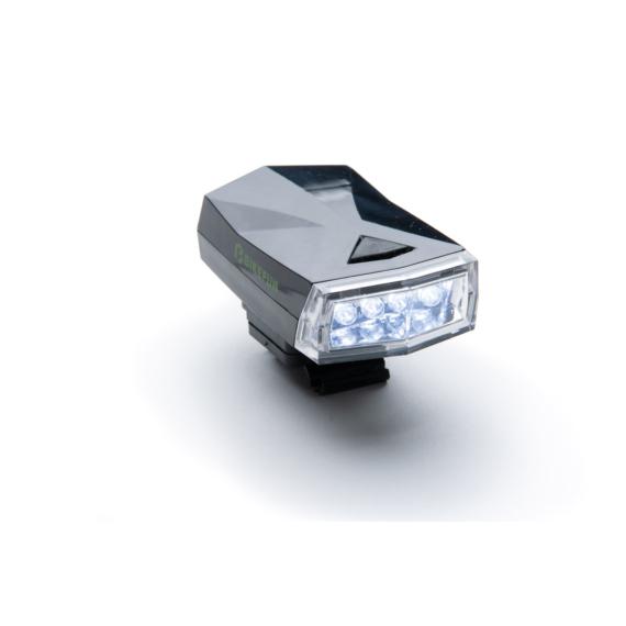 Lámpa BIKEFUN SQUARE első 4 fehér LED, 3 f - JY-585B