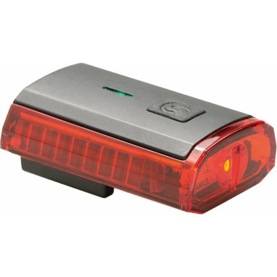Lámpa BIKEFUN BRAKELIGHT hátsó féklámpával - JY-6062