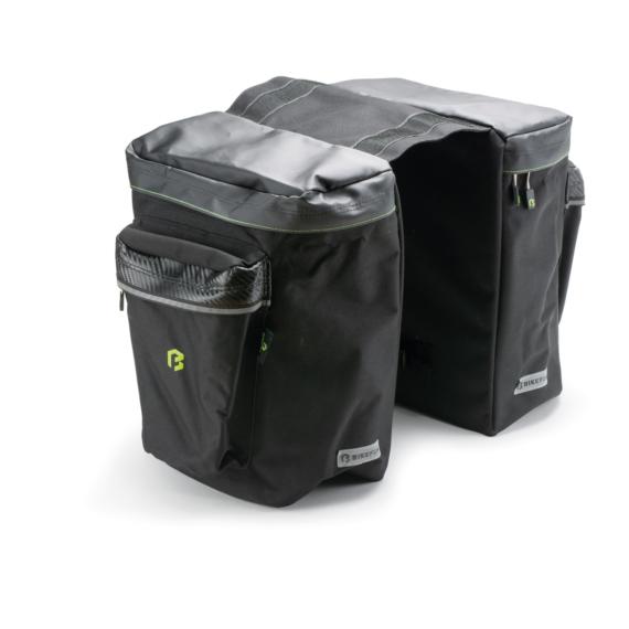 Táska BIKEFUN BUNDLE csomagtartóra - R13863