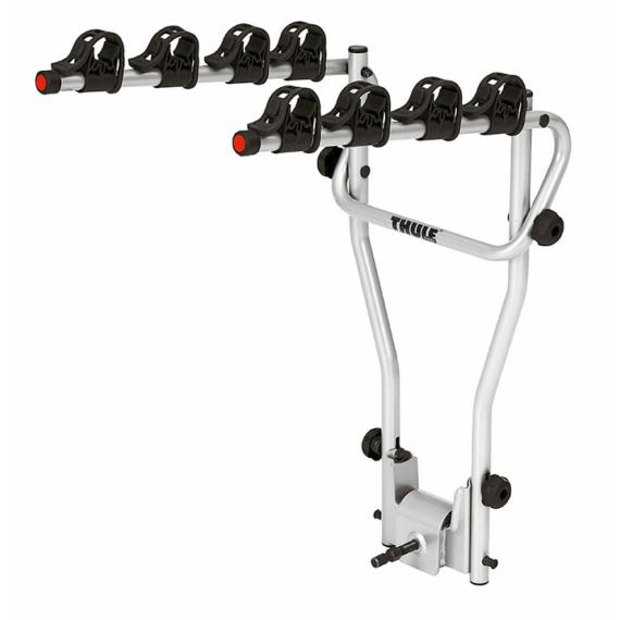 Kerékpárszállító THULE HANGON 9708 vonóhorogra 4 krp billenős updated
