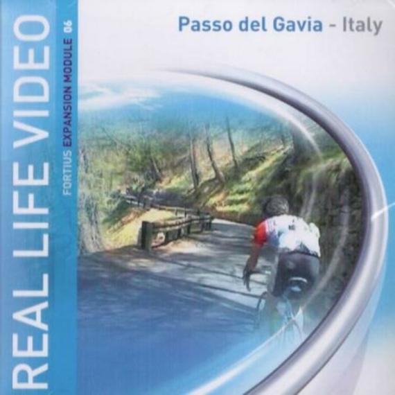 Tacx REAL LIFE VIDEO T1956.06 TACX PASSO DEL GAVIA