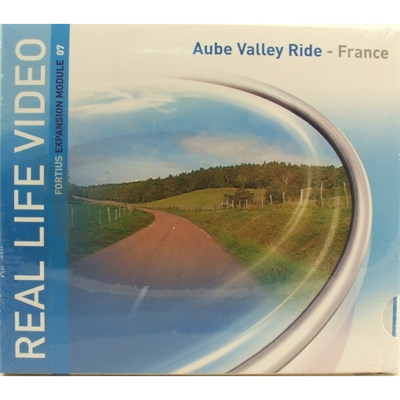 Tacx REAL LIFE VIDEO T1956.07 TACX AUBE VALLEY RIDE