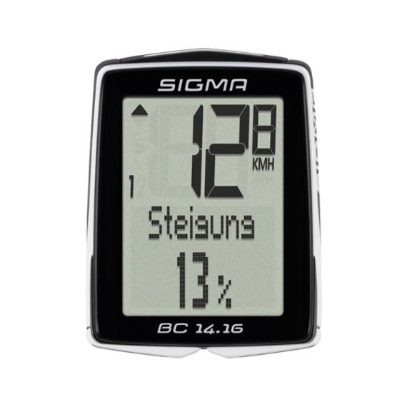 Sigma COMPUTER BC 14.16 SIGMA
