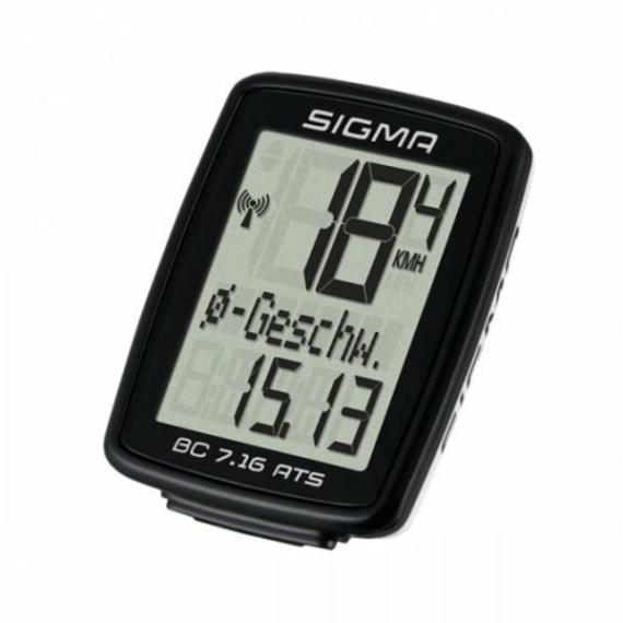 Sigma COMPUTER BC 7.16 ATS SIGMA