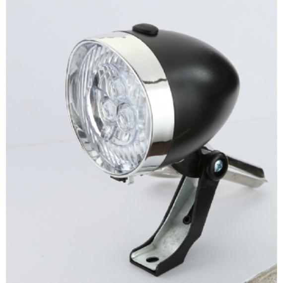 Egyéb LÁMPA ELSŐ ELEMES 3 LED +rögzítő+bilincs